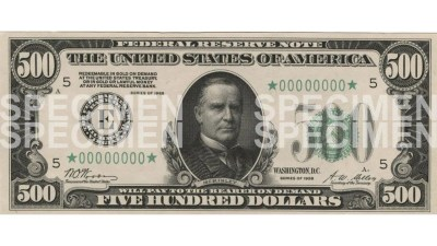 Pictures of Big Bills - $1000, $5000, $10000, $100000 | Bankrate.com
