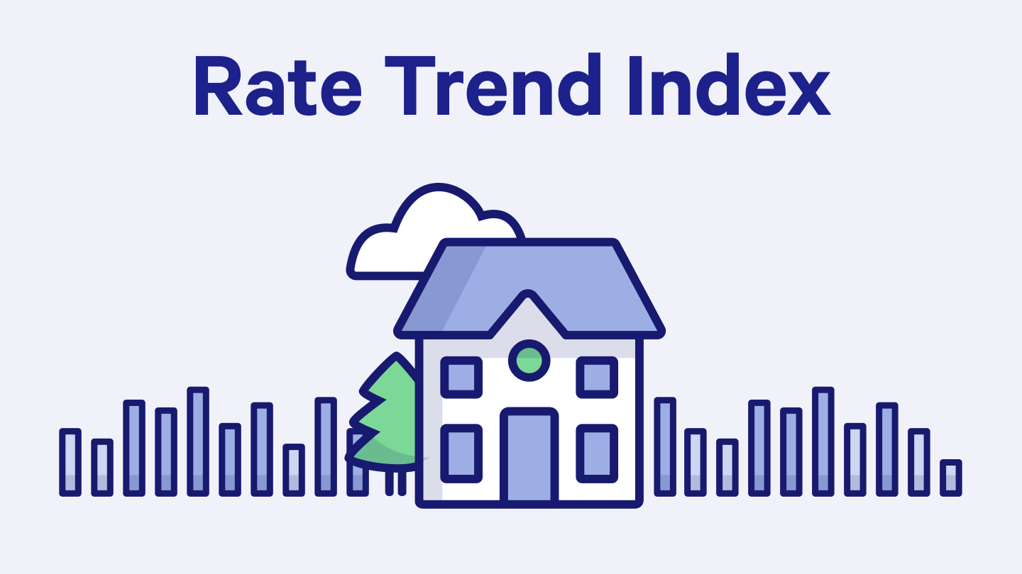 Bank Home Mortgage Rates Rate Trend Index Mortgage Rate Trends Bankrate