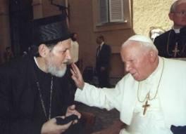 Lavrentije i papa