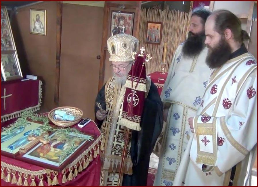 Vladika Artemije - 2013 - Sv Ap Vartolomej i Varnava