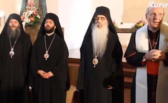 Zajednička molitva u Beču - Irinej Bulović