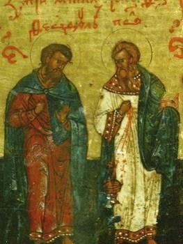 Agatopod i Teodul