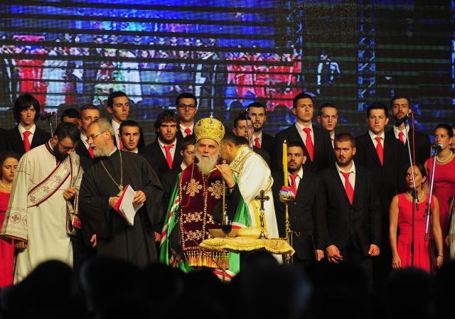 Patrijarh Irinej Sremska Rača 2015 Oluja 20 godina
