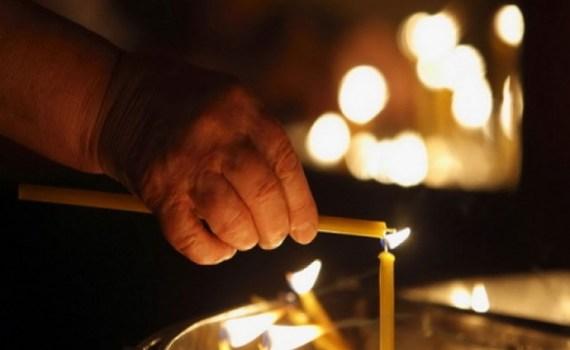 sveća parastos