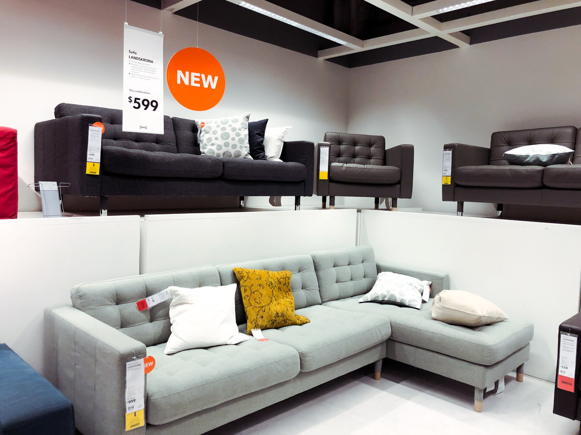 Couches In Ikea Ikea Vs Target Which Is Better For Cheap Furniture