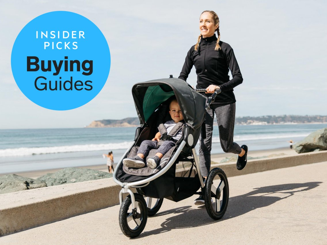 Jogging Stroller How To Use The Best Jogging Strollers For 2019 Thule Bumbleride