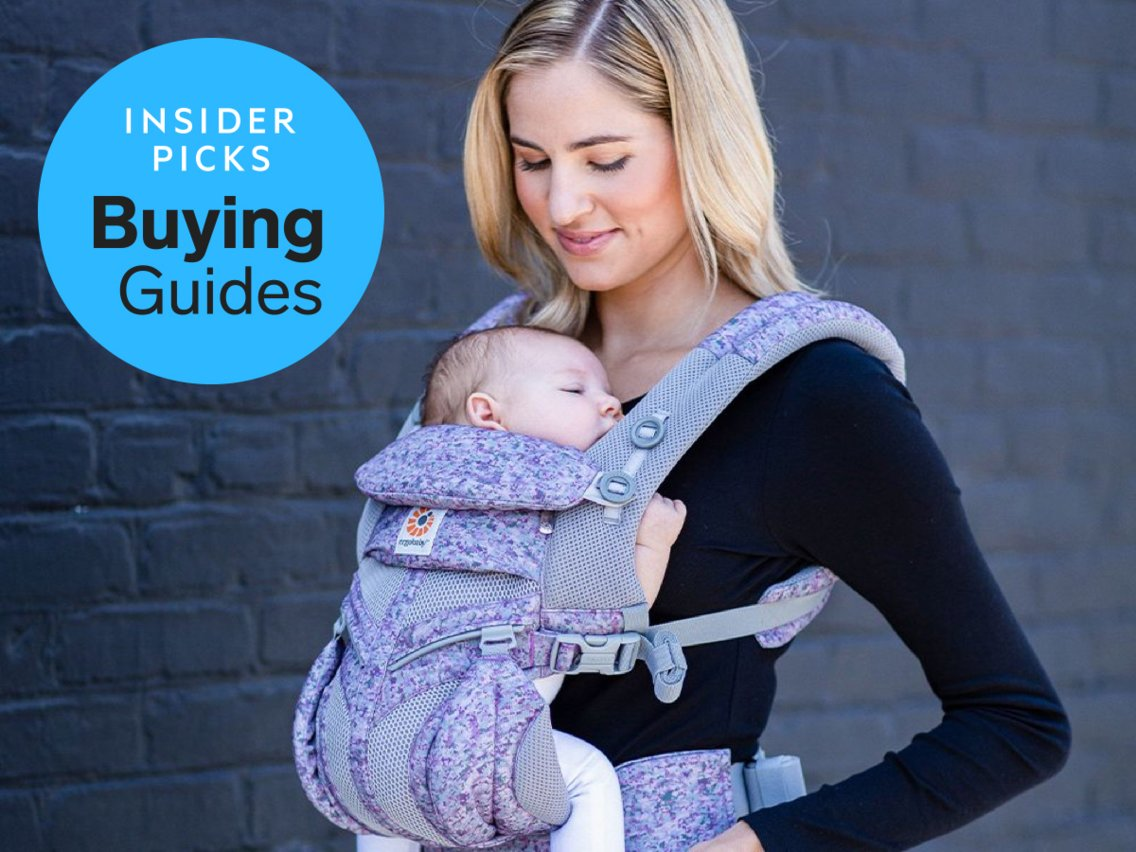 Infant Carrier Military The Best Baby Carriers In 2019 Ergobaby Infantino Moby