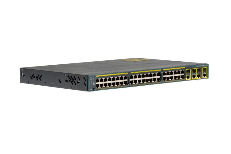 WS-C2960G-48TC-L Cisco Switch Catalyst 2960 Series 48 Port