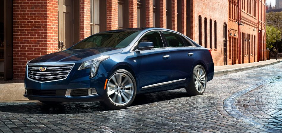 2018 XTS JOINS NEW GENERATION OF CADILLAC DESIGN AND TECHNOLOGY