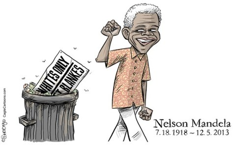Martin Sutovec - Slovakia - RIP Mandela - English - Nelson Mandela, Apartheid, Human Rights, South Africa