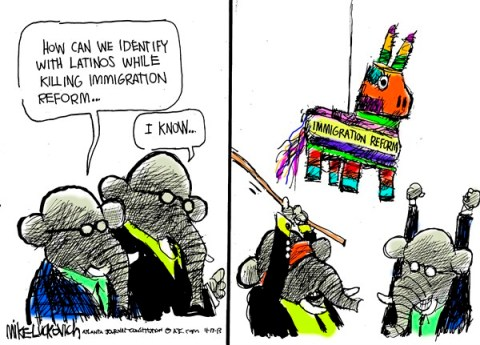 140303 600 Killing Immigration Reform cartoons