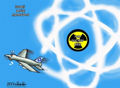 140671 600 Israeli Maneuvers cartoons