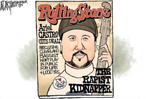 Jeff Darcy - The Cleveland Plain Dealer - New Rolling Stone cover Castro plea deal - English - Ariel Castro, Rolling Stone, Cleveland Kidnappings