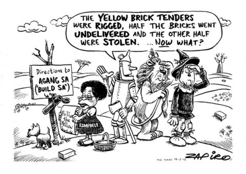 127446 600 Yellow Brick Tenders cartoons