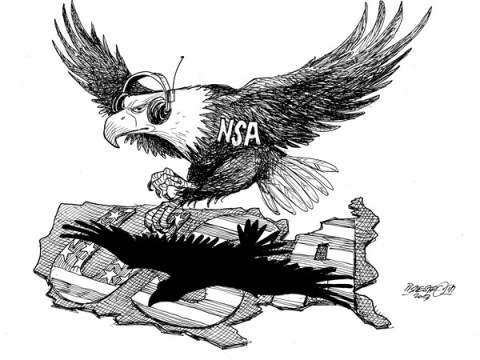 Petar Pismestrovic - Kleine Zeitung, Austria - Factor of Security - English - NSA, CIA, Spy, USA, World, Politic, Facebook, Internet