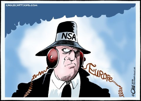 Olle Johansson - Sweden - Overheard - English - NSA, spying, Europe, USA, Information, internet, phone, email,