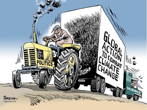 Paresh Nath - The Khaleej Times, UAE - Combating climate change COLOR - English - climate change, global warming, global action, politics, science,tussle on policy