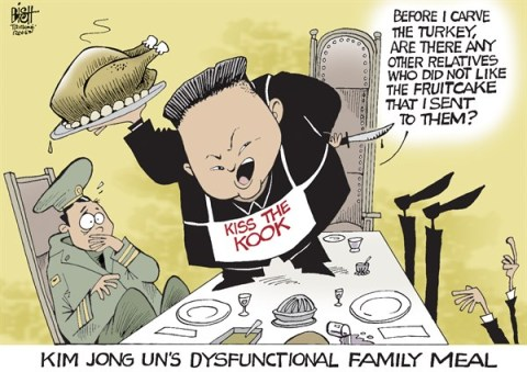 Randy Bish - Pittsburgh Tribune-Review - KIM JONG UN'S UNCLE, COLOR - English - KIM JONG UN, NORTH KOREA, UNCLE, KILLED, EXECUTED