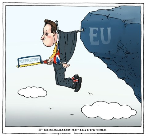 Joep Bertrams - The Netherlands - freedomfighter - English - uk, cameron, europe, eu, referendum