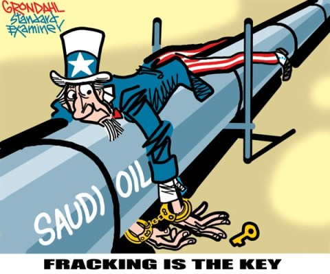 127018 600 Fracking is the Key cartoons