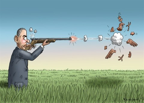 126584 600 Clay Shooting cartoons