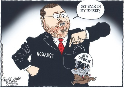 Bob Englehart - The Hartford Courant - 113th Congress - English -