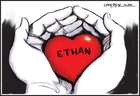 J.D. Crowe - Mobile Register - Ethan is safe - English - Ethan, Alabama, Midland city, hostage