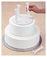 Building The Cake Combination Pillar Stacked