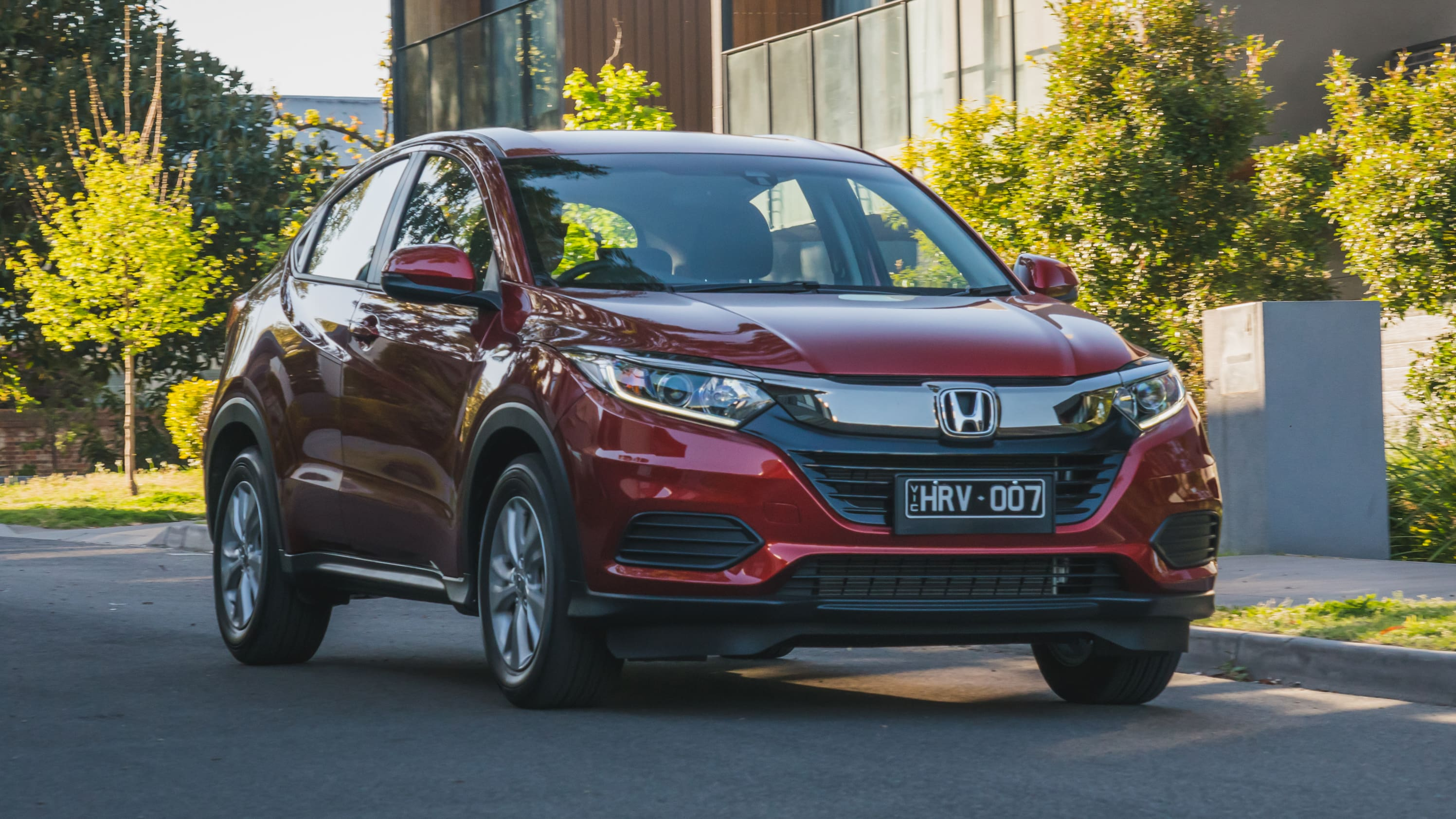 Honda Hrv Avis 2019 Honda Hr V Rs Review Caradvice