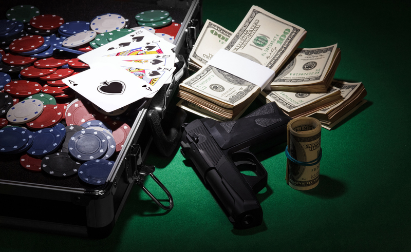 Bellagio Poker Room Robbery Police Still Searching For Suspect Nine