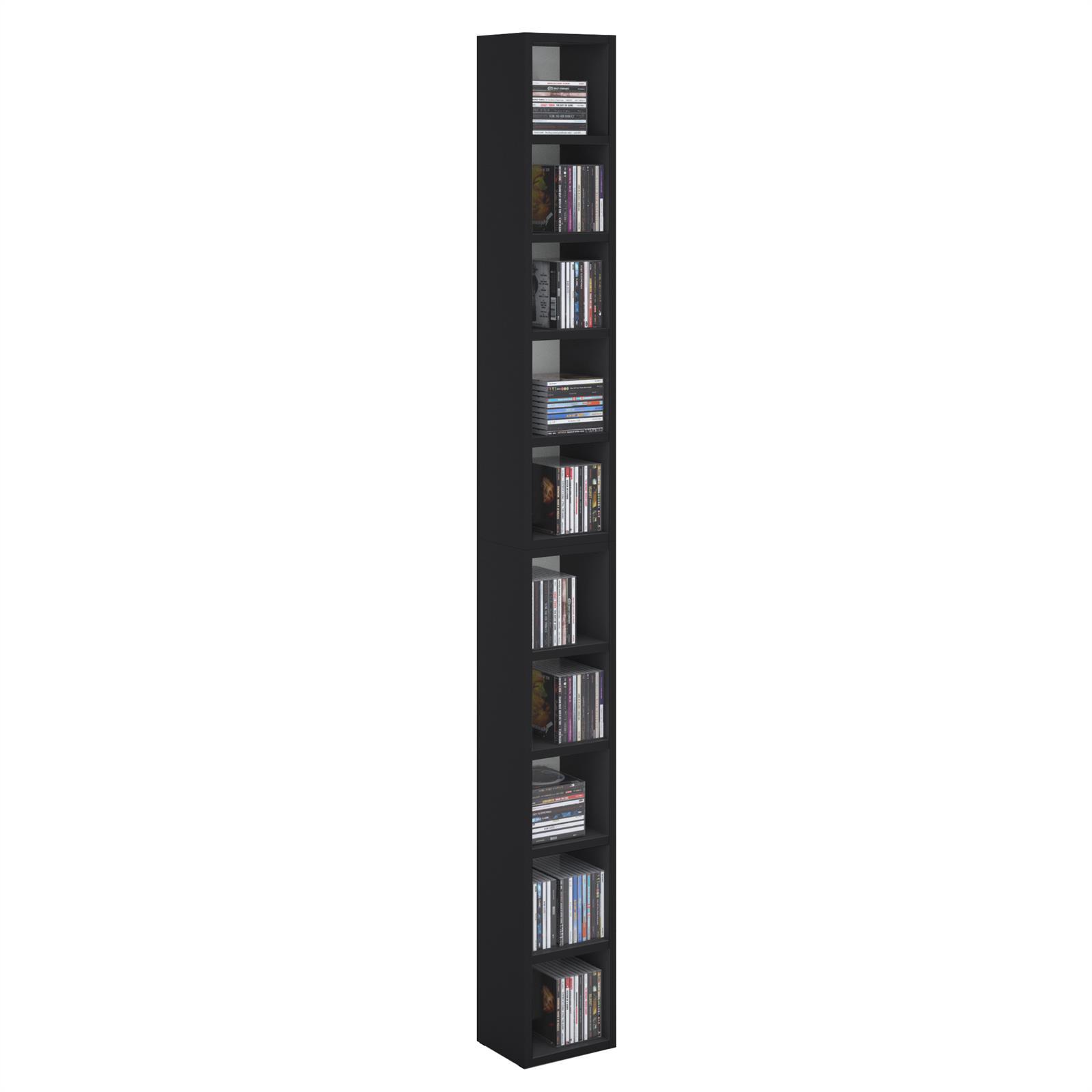dvd aufbewahrung archive tv mobel und hifi mobel guide cd dvd blueray regal bis zu 160 cds turm stander medien