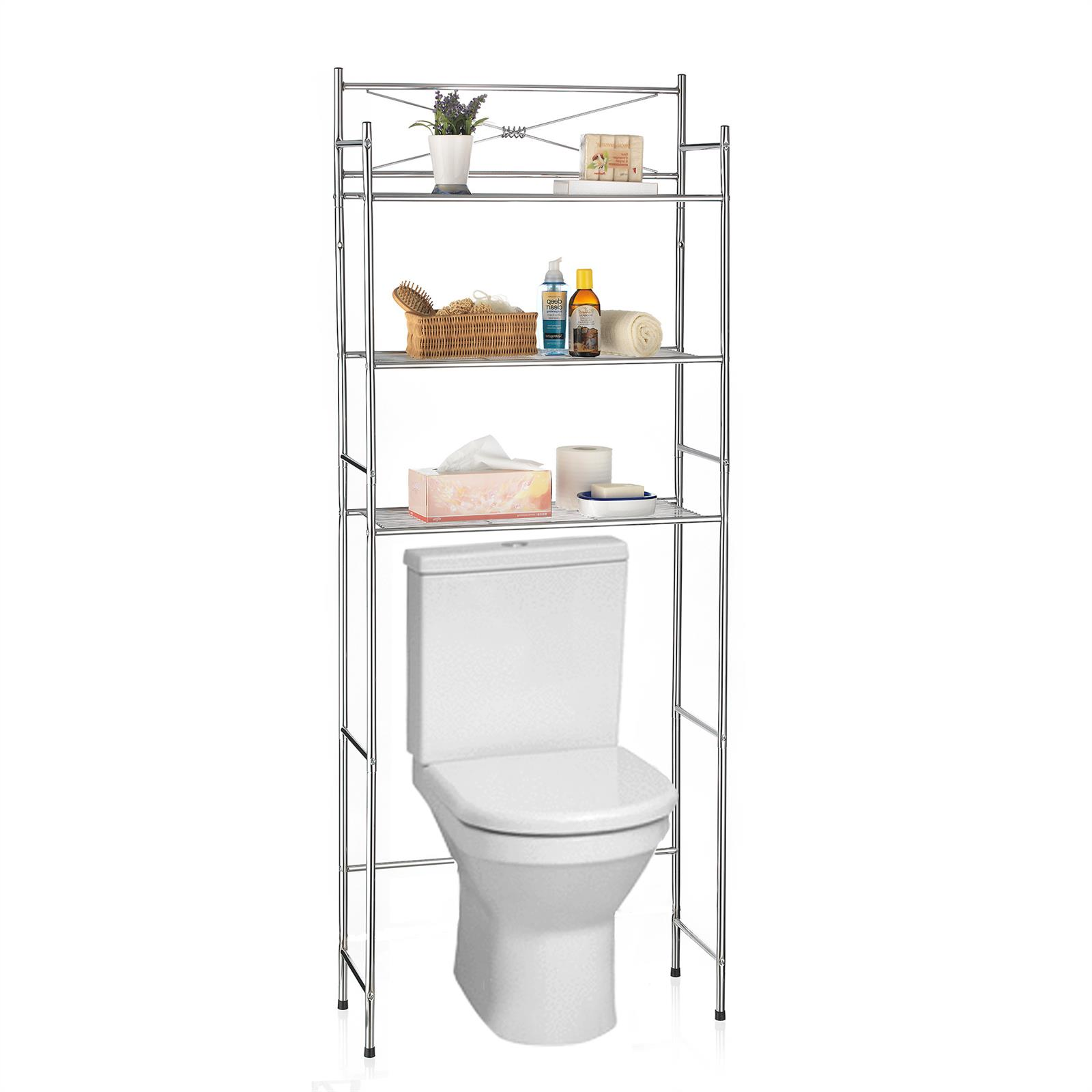 Badezimmer Regal Für über Die Toilette | Wc Regal Ikea Simple Regal ...