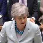 No deal Brexit looms as May cancels vote