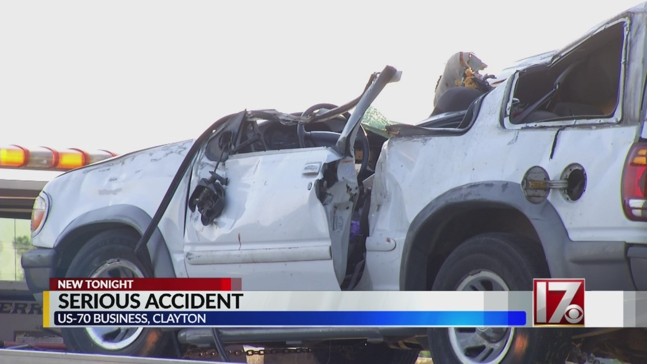Injured In Accident Driver Seriously Injured In Crash On Us 70 Business Near Clayton