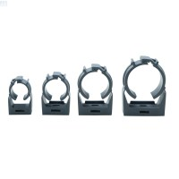 Surface Mounting Clamp for PVC Pipe - Bulk Reef Supply