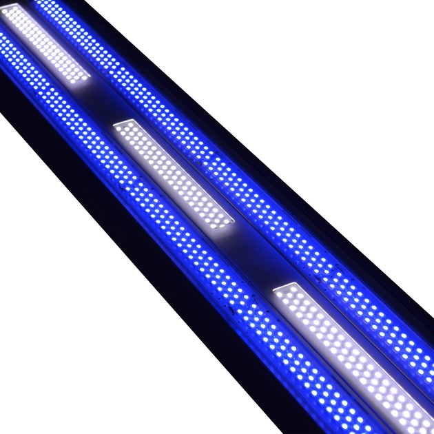 Eclairage Led Aquarium 150 Cm Aquavie Lumivie Led Premium Rampe Full Leds Haute