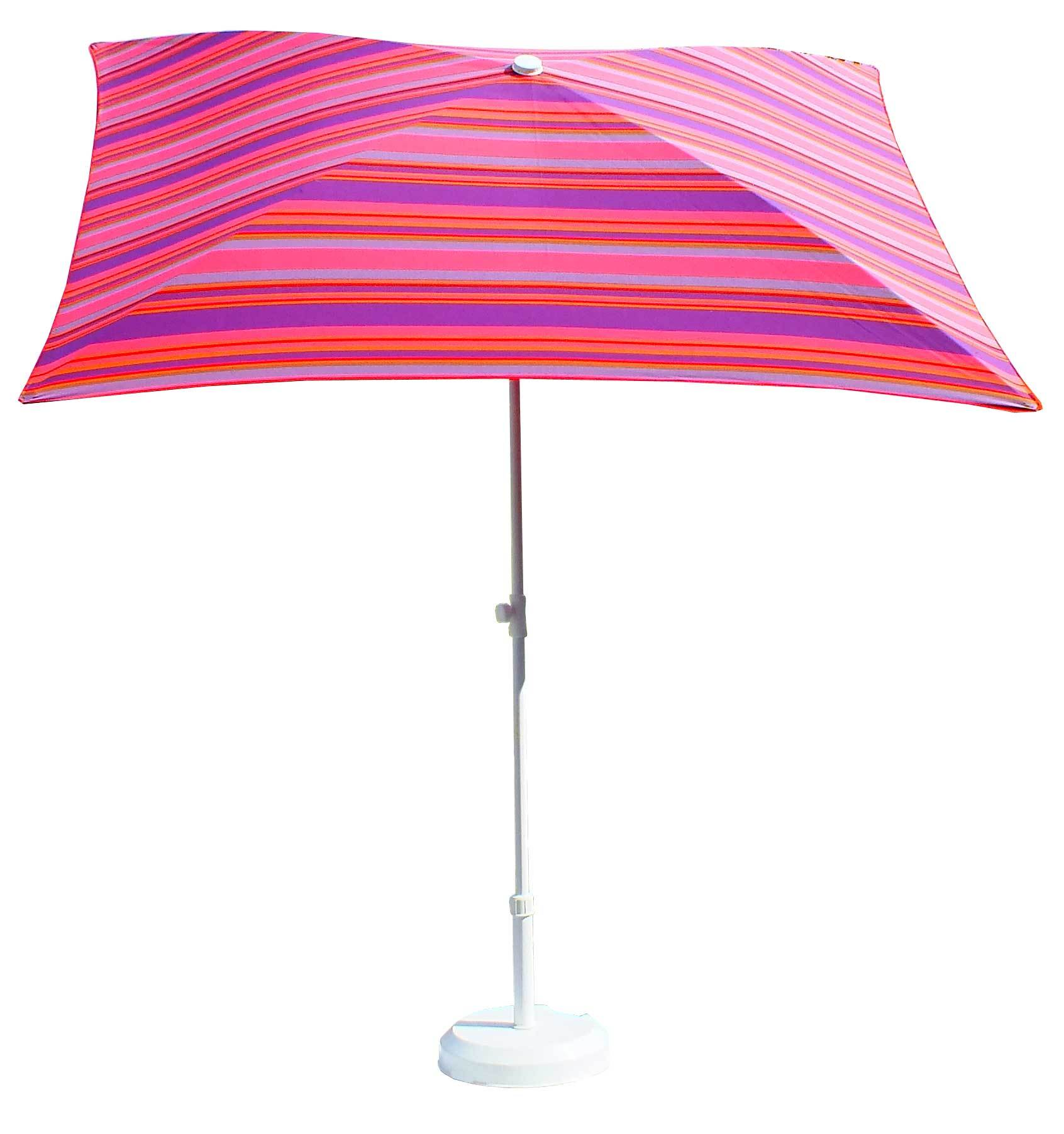 Store Terrasse Castorama Parasol Rectangulaire Inclinable