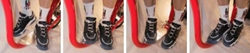 foot change