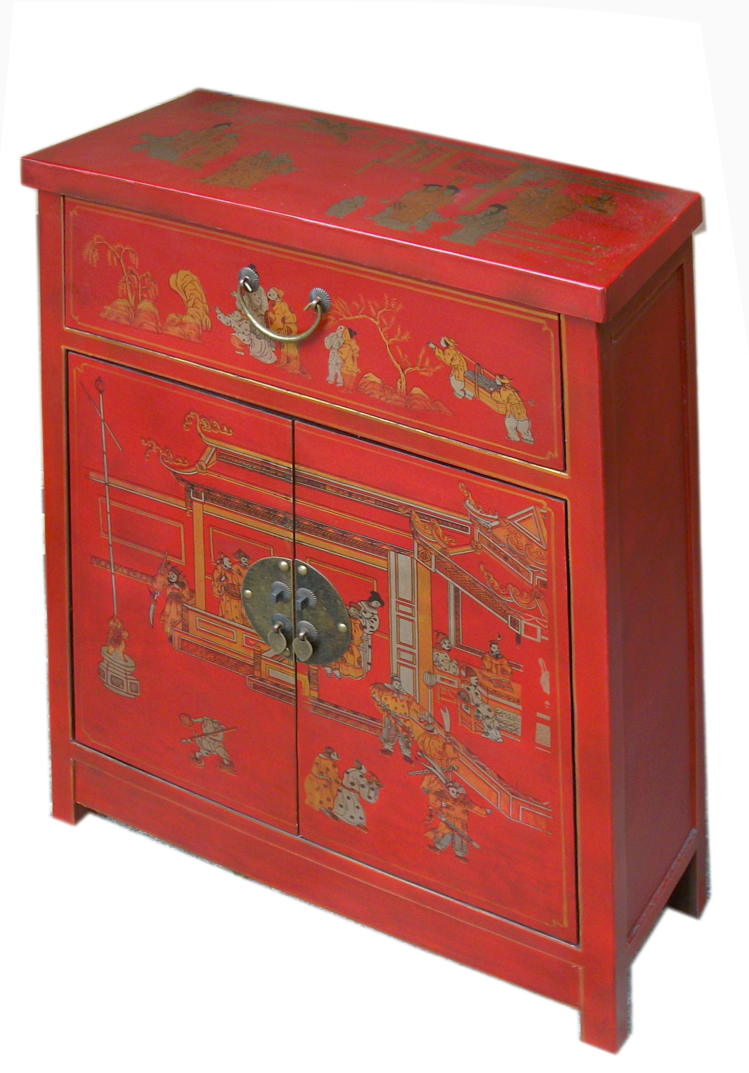 Meuble Chinois Rouge Meuble De Rangement Chinois Rouge Collections Collection