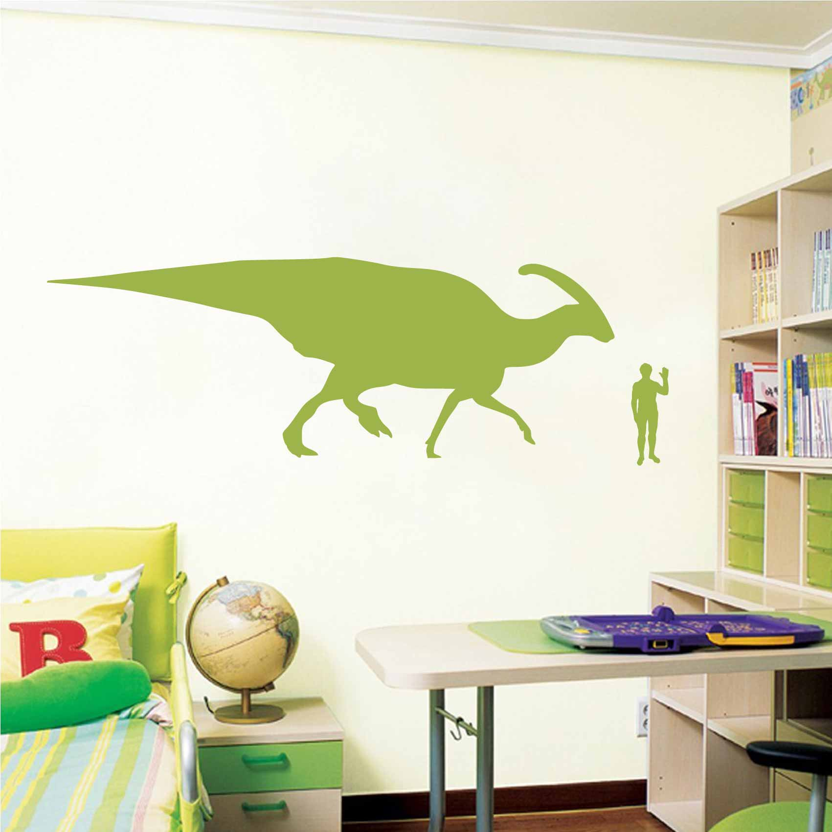 Chambre Dinosaure Stickers Dinosaure Geant