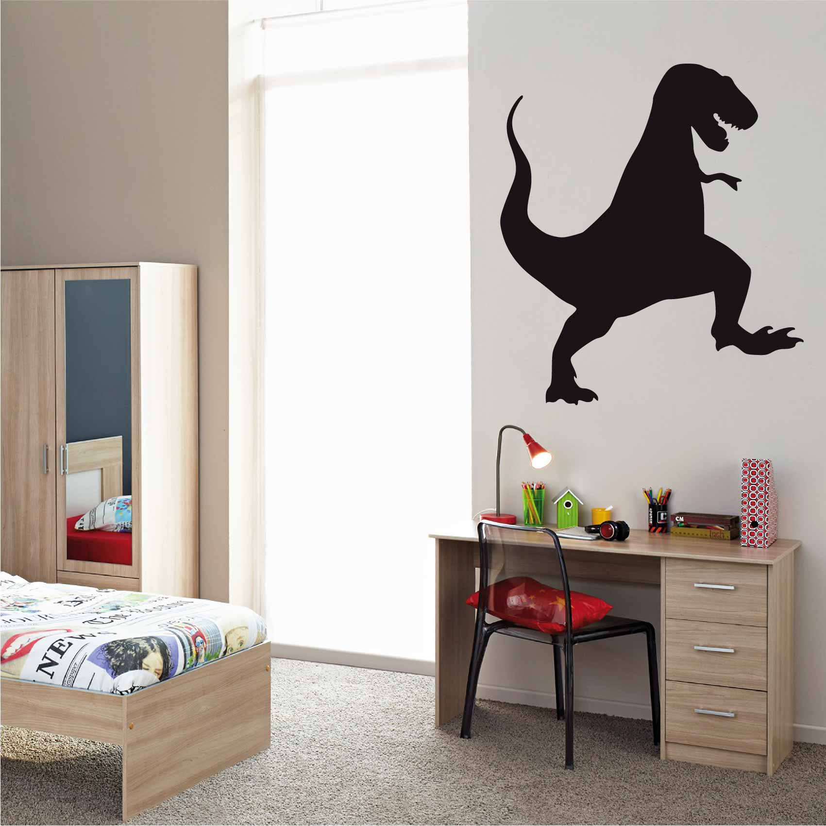 Chambre Dinosaure Stickers Dinosaure Géant