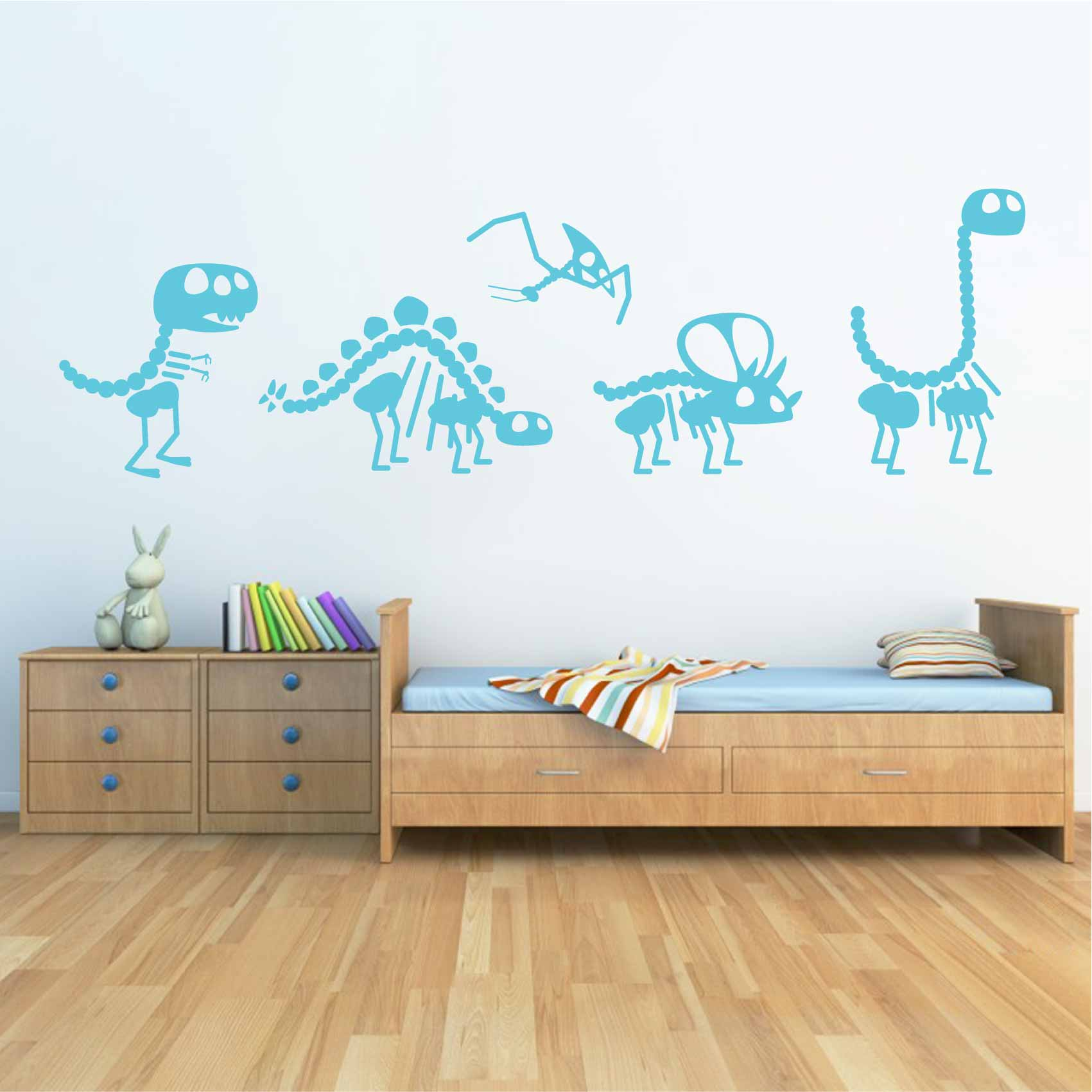 Stickers Muraux Chambre Enfant Stickers Dinosaures Muraux