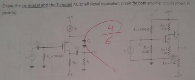 program to draw circuits