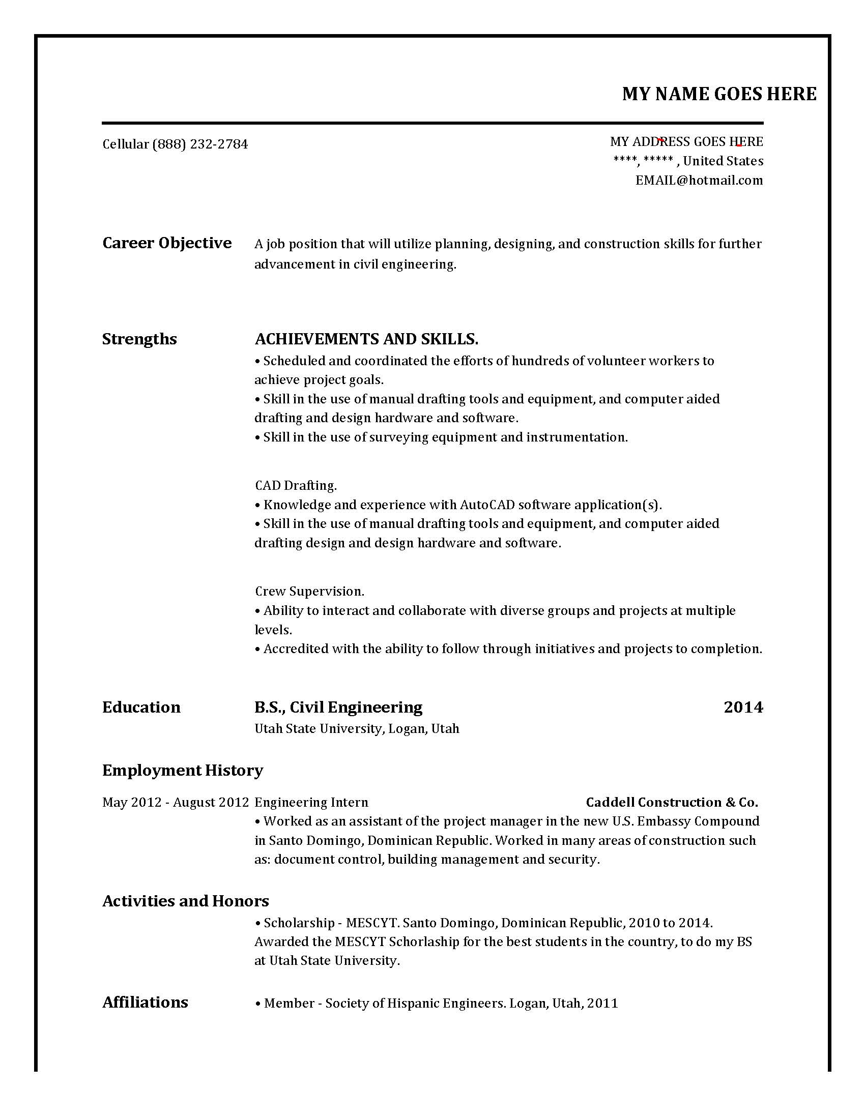 build my resume tk category curriculum vitae