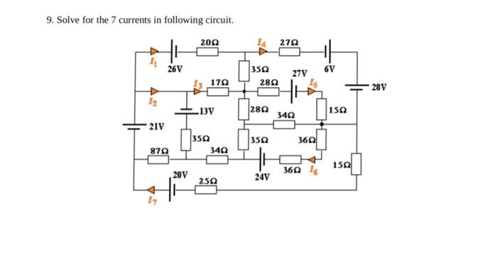 solve circuits online