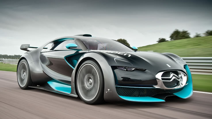 Dream Car Wallpaper Sulvolt Le Concept Car 100 233 Lectrique De Citro 235 N