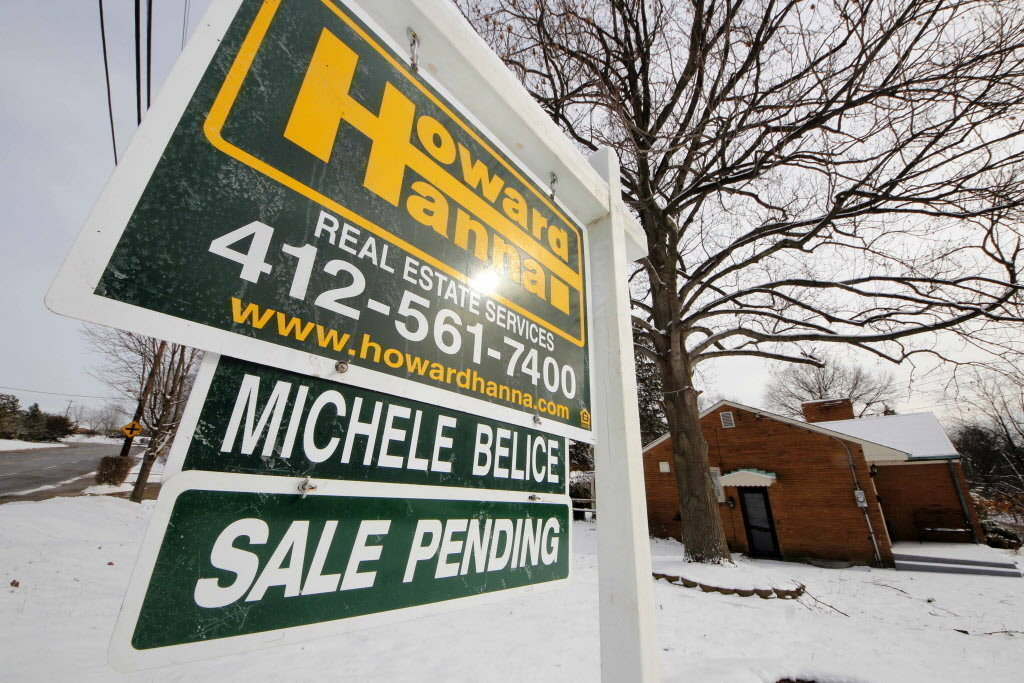 Sales contracts for US homes up 2 in January - cleveland