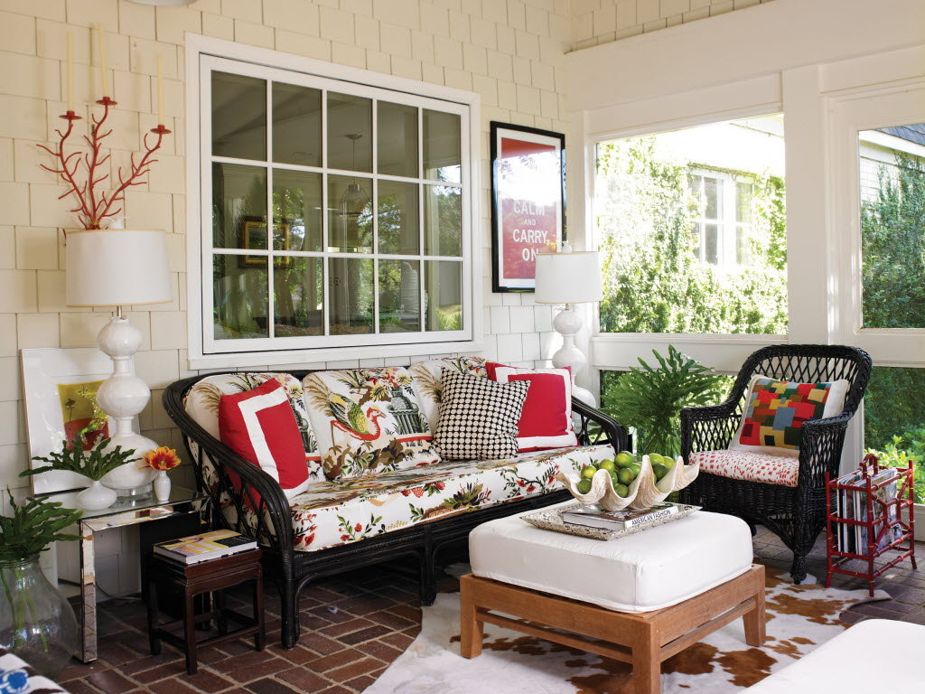 A Screened In Porch Is The Perfect Spot For Relaxing Enjoying Nature Cleveland Com