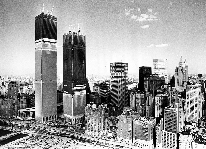 Decade After 9 11 World Trade Center Attacks Skyscraper