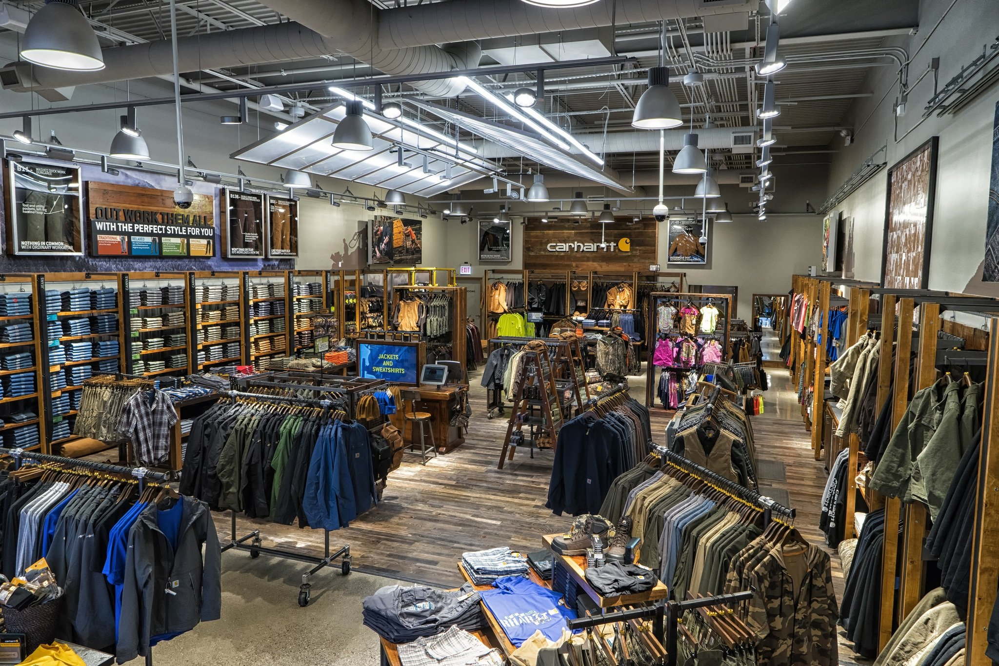 Furniture Store Browns Plains Carhartt Store Opens Friday At Crocker Park Cleveland